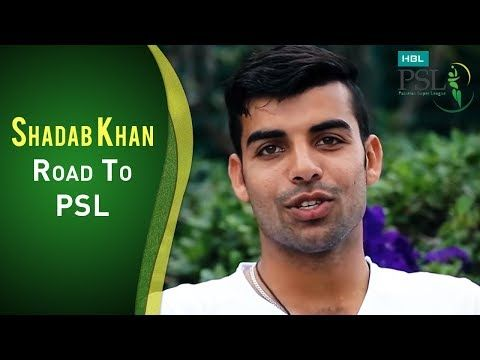 Shadab Returns to Represent Islamabad United in | HBL PSL 2018 | PSL