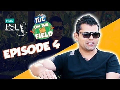 TUC on the Field – Ep 5 with Chris Jordan | HBL PSL 2018