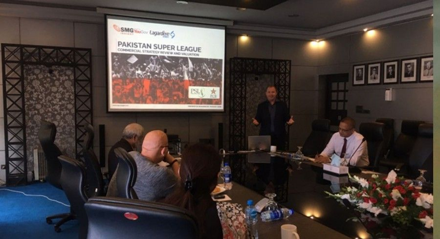 Pakistan Super League set for renewal of commercial rights
