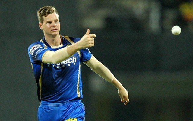 Steve Smith ruled out of HBL PSL 2019 due to elbow injury