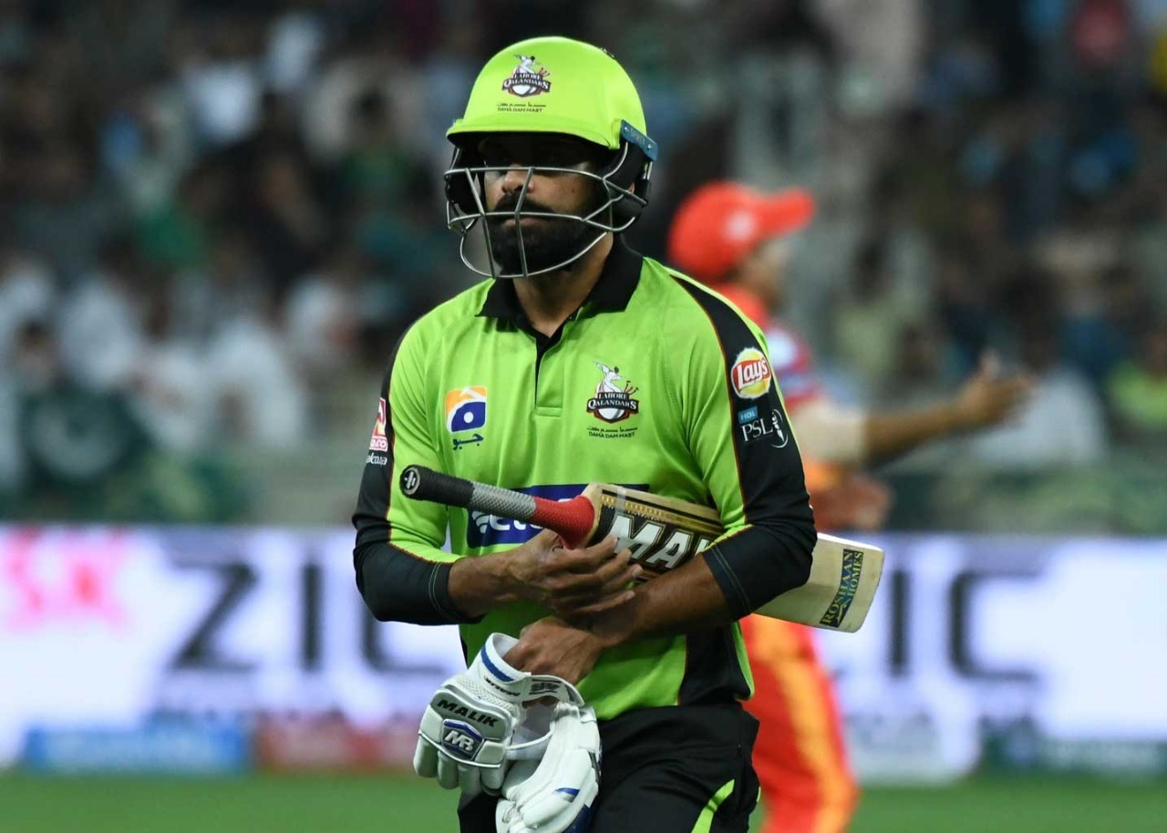 Mohammad Hafeez ruled out for remainder of the HBL PSL