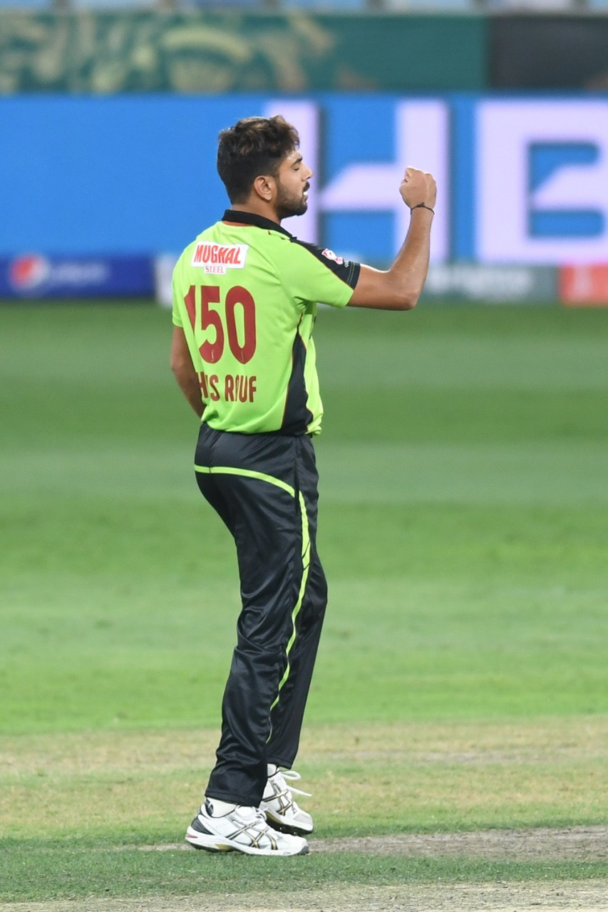 Fiery Rauf, Shaheen give Lahore win over Karachi in HBL PSL