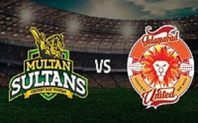 Islamabad United vs Multan Sultans Live Scores, Highlights – 16th Feb, 2019 – PSL