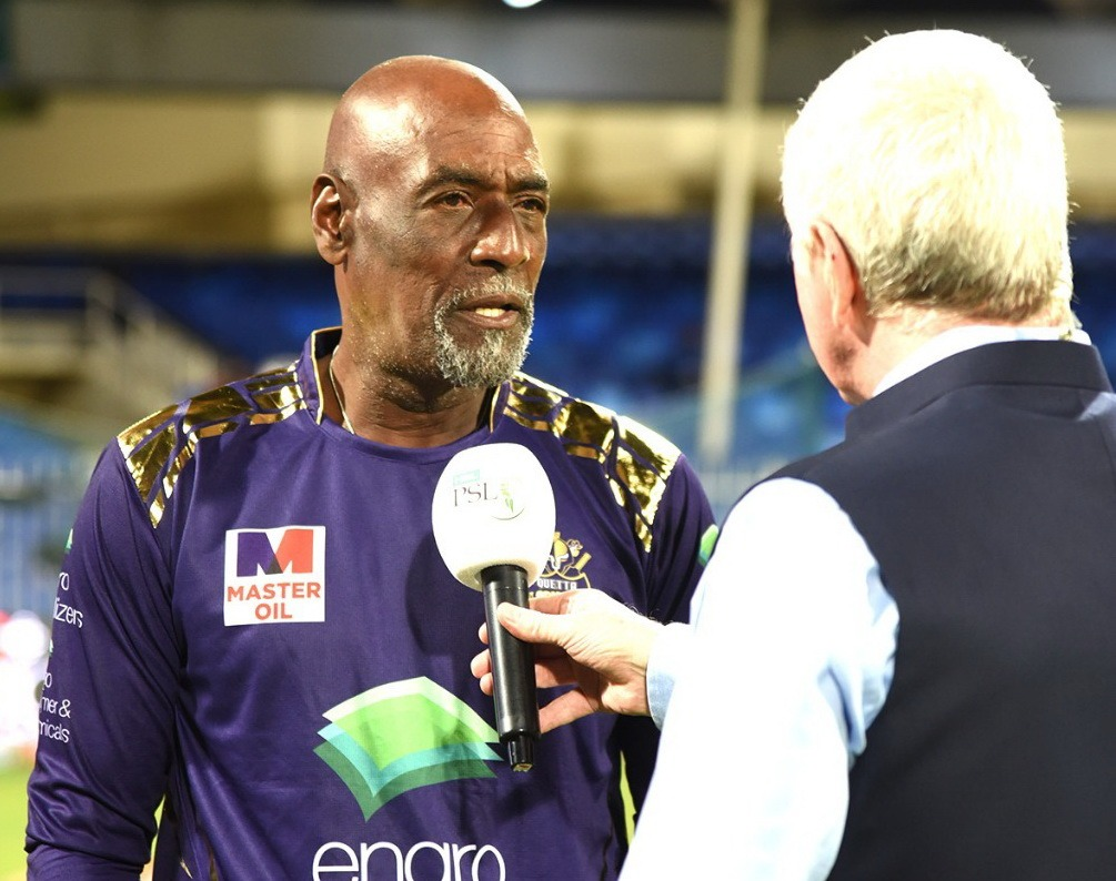 King Richards believes more HBL PSL matches in Pakistan the better