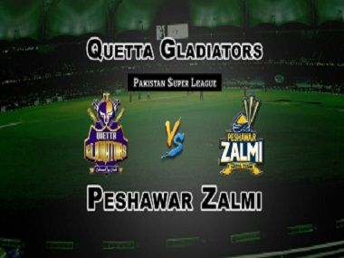 Peshawar Zalmi vs Quetta Gladiators Live Scores, Highlights – 15th Feb, 2019 – PSL
