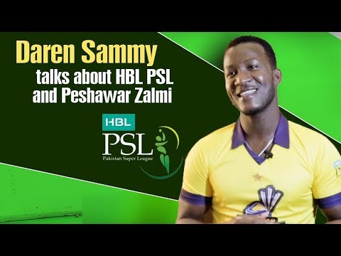 Khel Deewano Ka – Daren Sammy talks about HBL PSL and Peshawar Zalmi