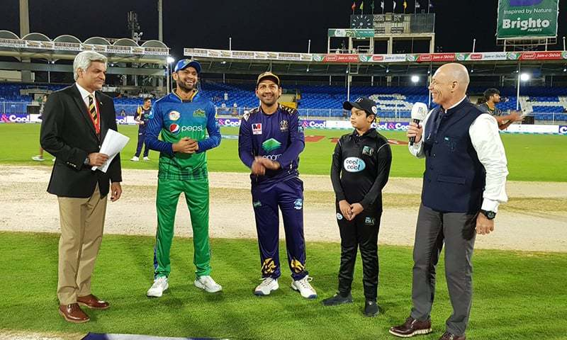 Three-in-three for Quetta as Multan toppled in HBL PSL