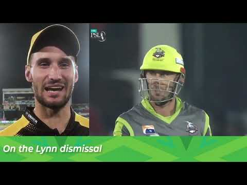 Play of the Day | Lewis Gregory | #PZvLQ | #HBLPSLV