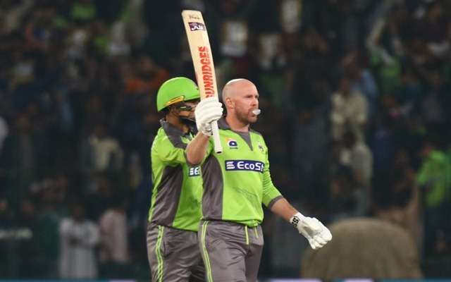 PSL 2020: Ben Dunk reveals why he always chews gum while batting