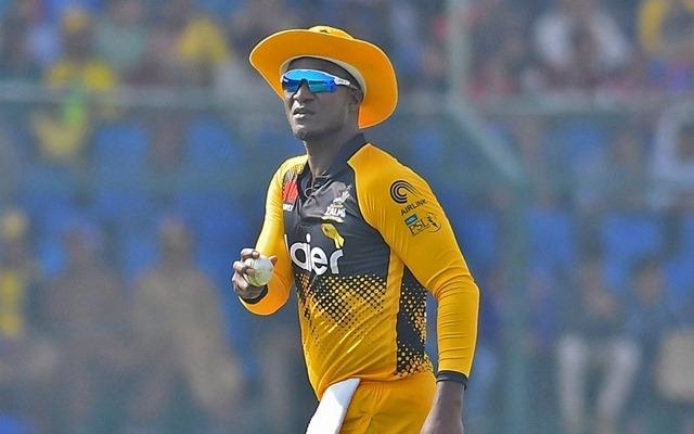 'Dealing with humans' – Darren Sammy comes up with a cryptic tweet after missing out of Peshawar Zalmi playing XI