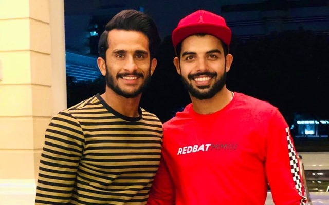 'Nice words Bhabi' – Shadab Khan pokes fun at Hassan Ali's English after the latter tweets about postponement of PSL 2020
