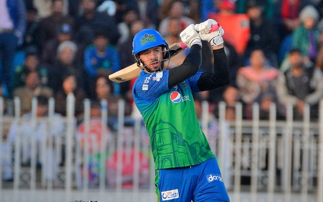 Twitter Reactions: James Vince's blitzkrieg guides Multan Sultans to their 4th consecutive win in PSL 2020
