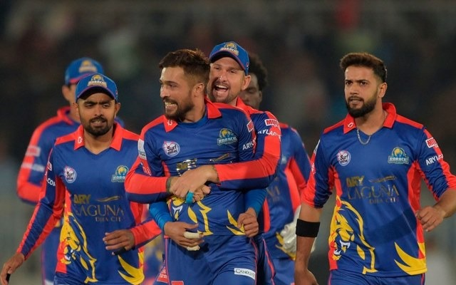 Twitter Reactions: Babar Azam and Mohammad Amir steer Karachi Kings to second consecutive win