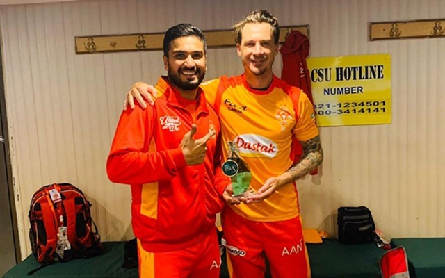 It will be an injustice to Dale Steyn if I don't try to learn anything from him: Rumman Raees