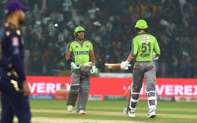 Twitter Reactions: Ben Dunk and Samit Patel steer Lahore Qalandars to their first win of the season