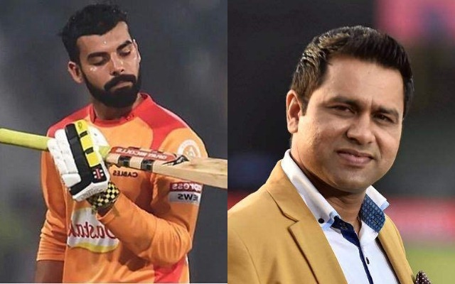 'Well done to Shadab and our Adaab to you' – Aakash Chopra picks Shadab Khan as best player of PSL 2020