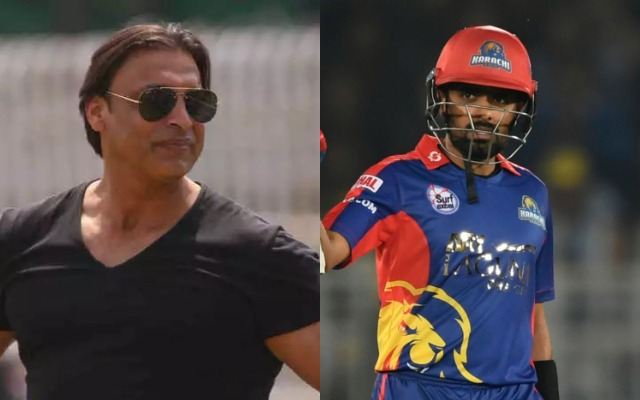 'You will have to bear the consequences'- Shoaib Akhtar warns bowlers on bowling to Babar Azam on flat tracks