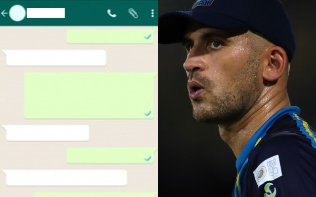 'Boss, I have symptoms of COVID-19′ – Here's how Alex Hales' 2 AM message led to postponement of PSL 2020