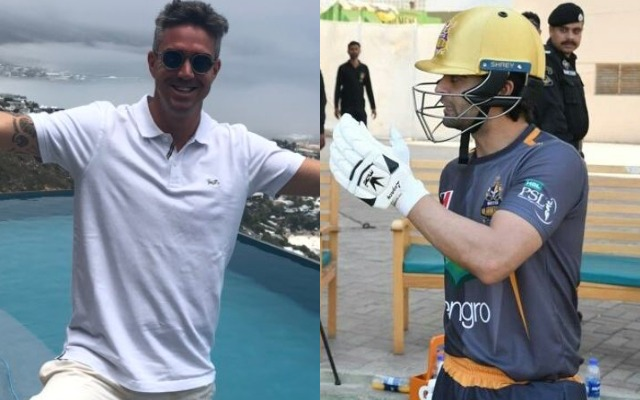 'You need to bat at No.13 for Quetta Gladiators' – Kevin Pietersen trolls Ahmed Shehzad for his woeful performance in PSL 2020