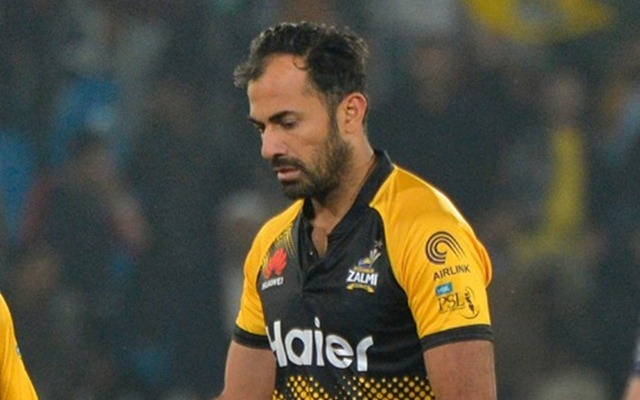 Pakistan fast bowler Wahab Riaz names his all-time PSL XI
