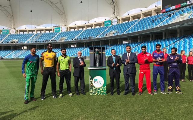 Remaining PSL 2020 matches to be played in Pakistan, not UAE