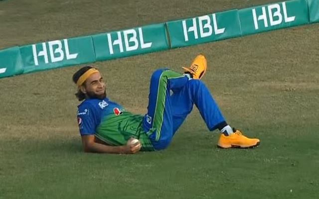 PSL 2020: Imran Tahir's cross-legged celebration against Karachi Kings becomes a meme content