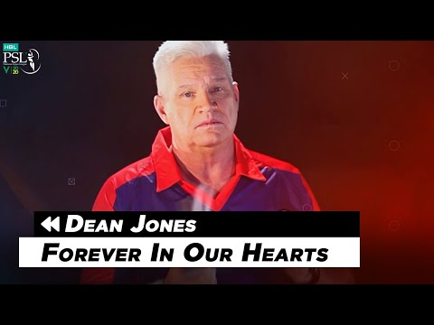 Forever in our Hearts, Deano – #HBLPSL Tribute to Dean Jones | HBL PSL 2020 | MB2T