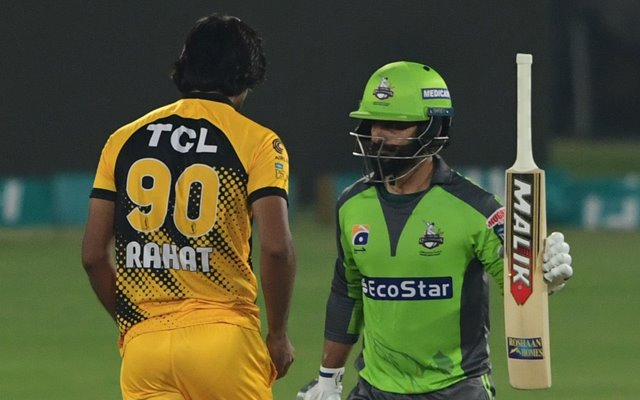 PSL 2020: Eliminator 1, LAH vs PES – Lahore's chasing streak, Zalmi's worst season, Hafeez's year with the bat and more stats