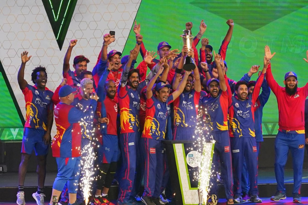 PSL 2020: Karachi Kings' players to get an apartment each after maiden title glory