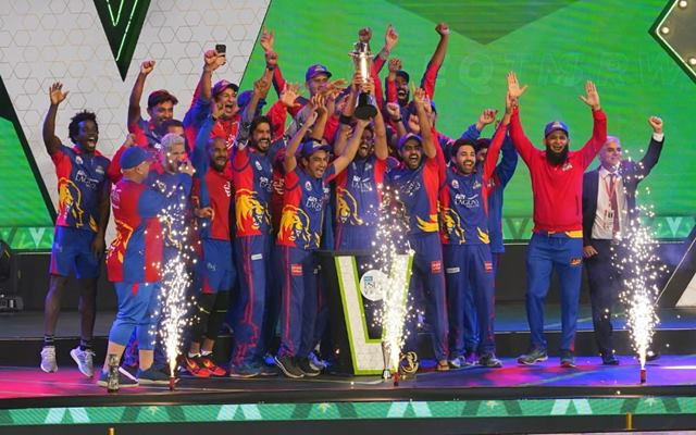 Twitter Reactions: Babar Azam stars with the bat as Karachi Kings beat Lahore Qalandars to seal maiden PSL title