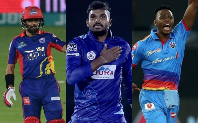 Best XI of all the T20 Leagues combined in 2020