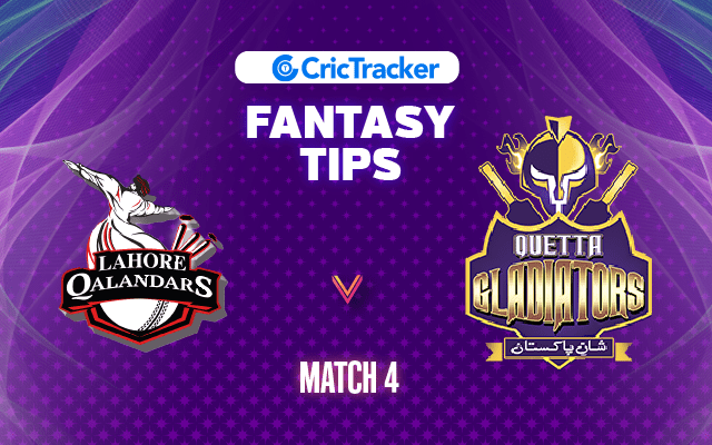 LQA vs QGL Prediction, 11Wickets Fantasy Cricket Tips: Playing XI, Pitch Report & Injury Update – PSL 2021, Match 4