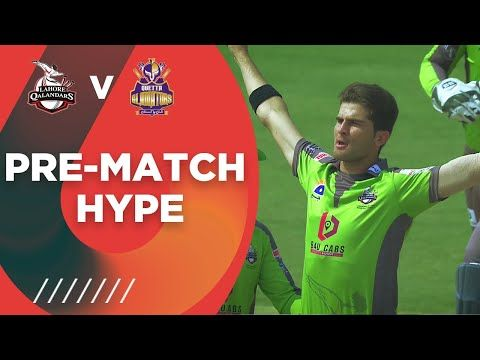 Pre-match Hype | Lahore Qalandars vs Quetta Gladiators | Match 4 | HBL PSL 6 2021 | MG2T