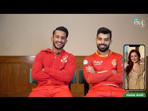 Guess The Celebrity | #HBLPSL6 Stars Try To Guess Pakistani Celebrities | Part 2