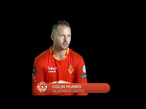 Colin Munro On How To Perform Under Pressure | #HBLPSL6
